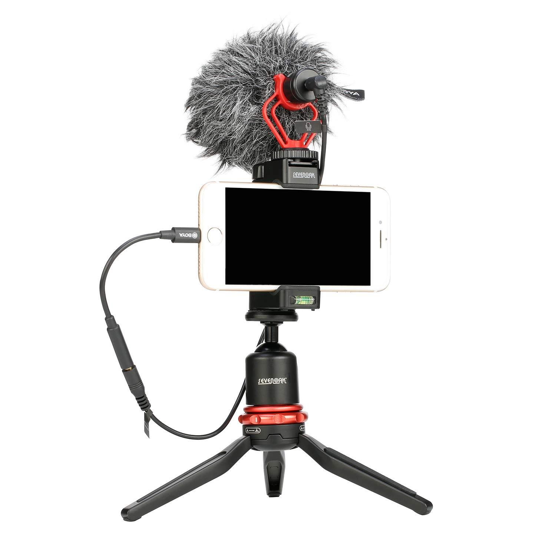 изображение адаптера для подключения микрофона к Lightning