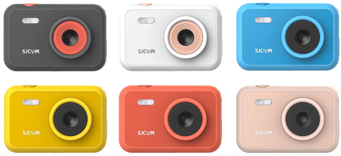 фото экшн-камеры для детей Sjcam FunCam цвета