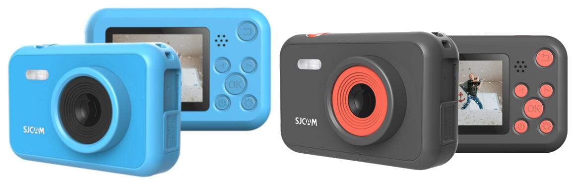фото экшн-камеры для детей Sjcam FunCam органы управления