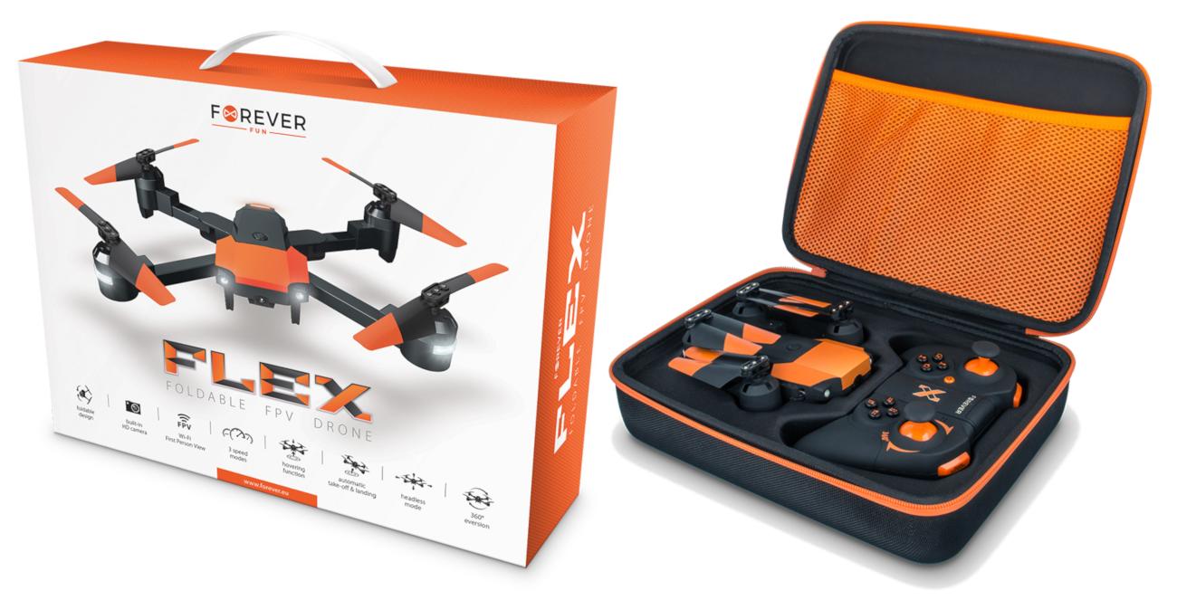 фото комплектации Flex Drone Forever