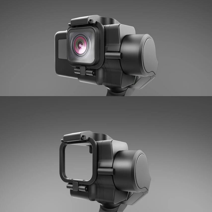фото быстрой защелка на линзу GoPro 7-5