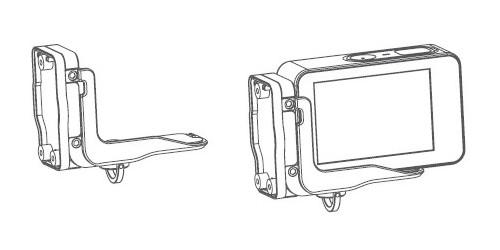 изображение крепления для камеры Ricca