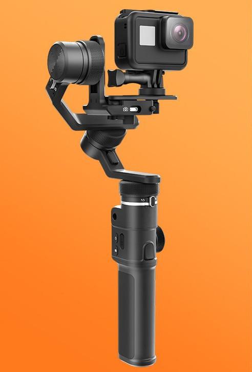 изображение Feiyu Tech G6 Max стабилизатора для экшн-камры
