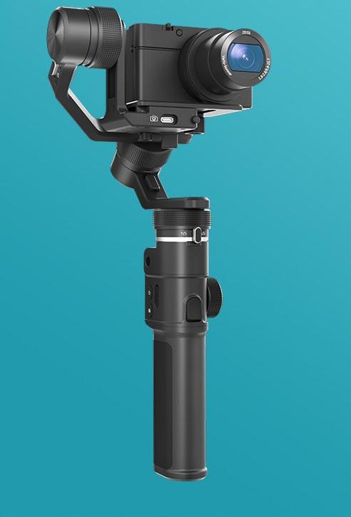 фото Feiyu Tech G6 Max стабилизатора для DSLR
