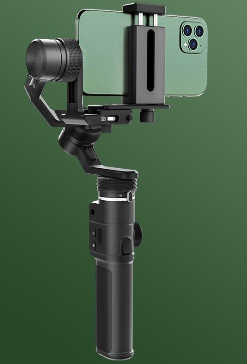 фото Feiyu Tech G6 Max стабилизатора для телефона