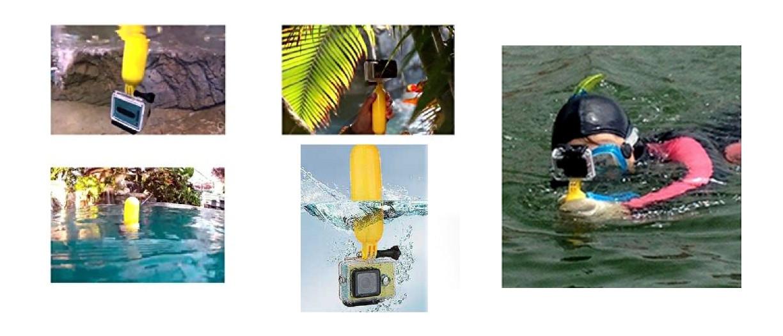 фото поплавок для экшн-камеры