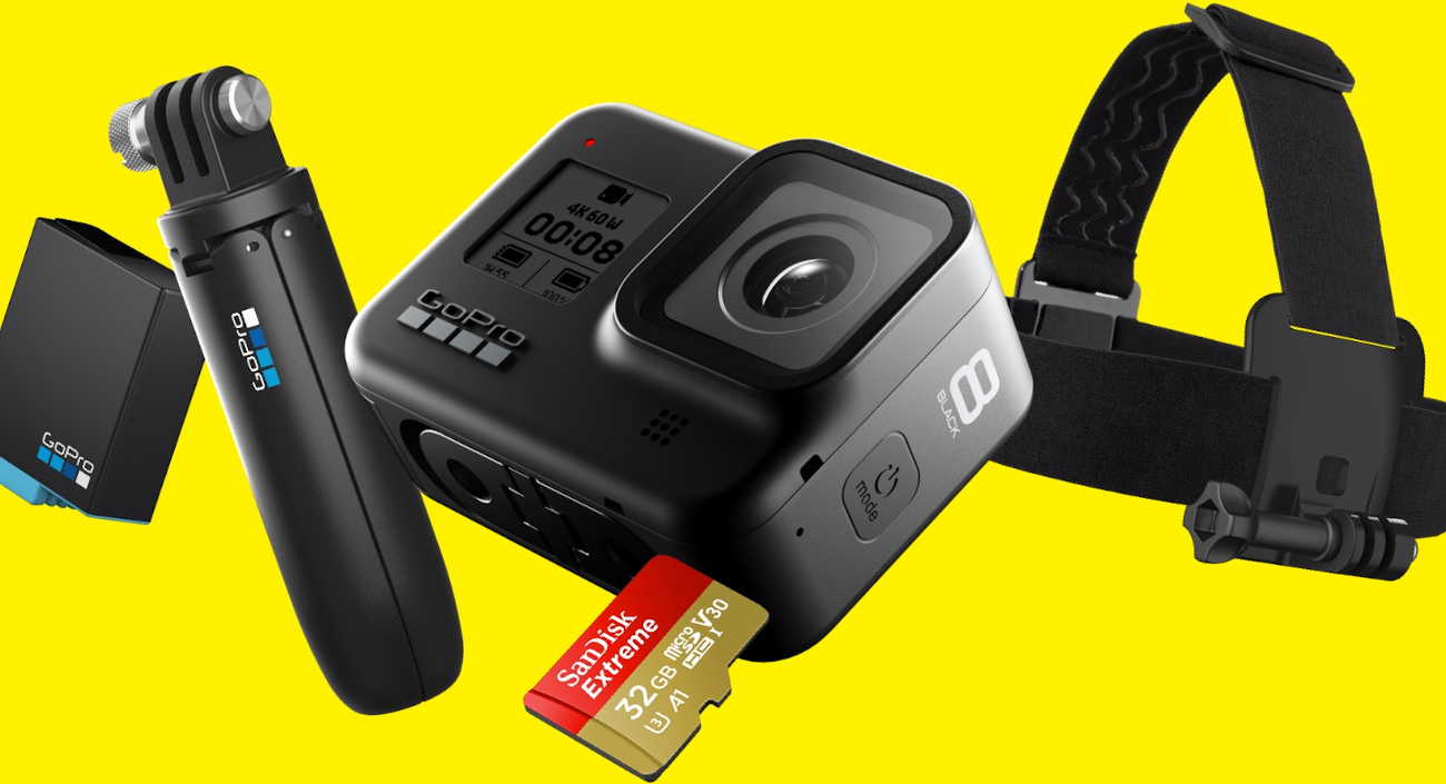 изображение акции черная пятница GoPro HERO8 Black