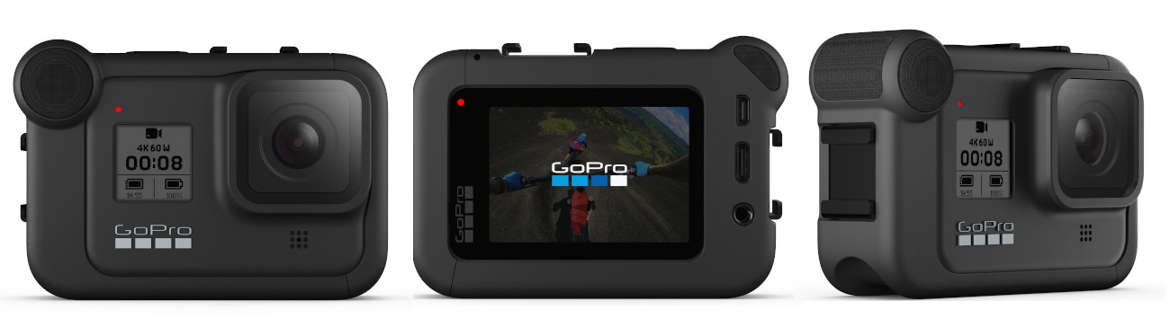 фото Media Mod GoPro Hero 8 Black
