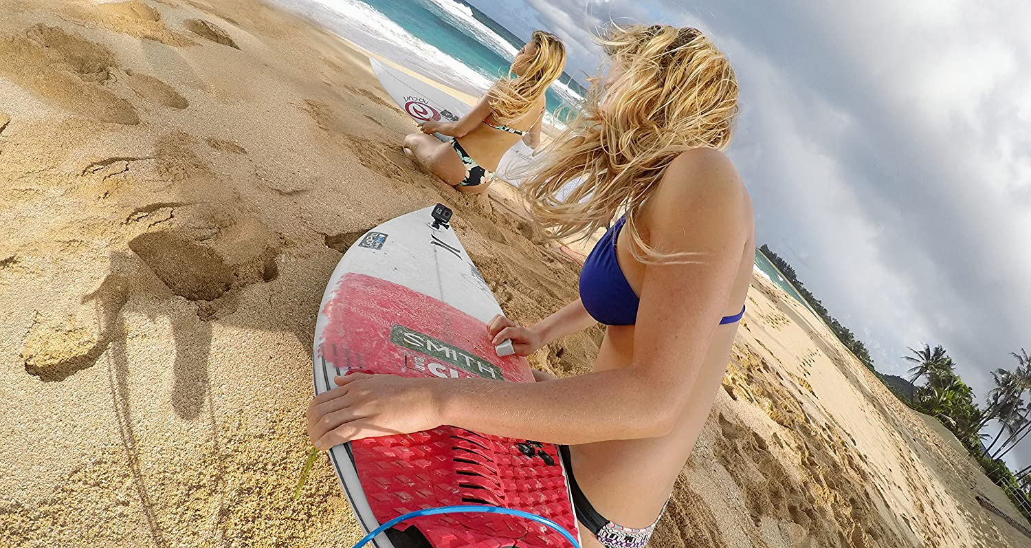 фото GoPro Surfboard Mounts