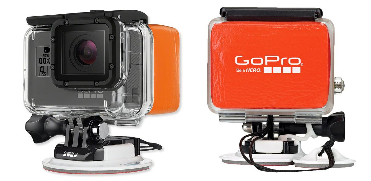 изображение комплекта поставки GoPro AFLTY-004