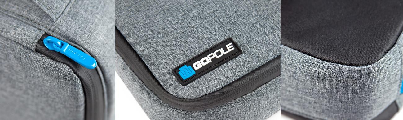 изображение материалов кейса для экшн-камеры GoPole