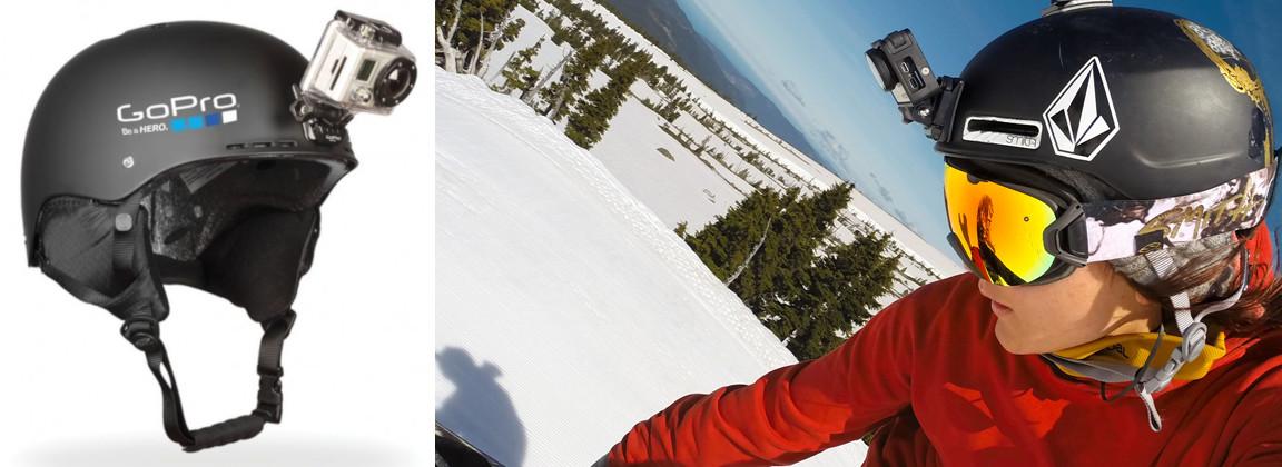 фото низкой клипсы GoPro