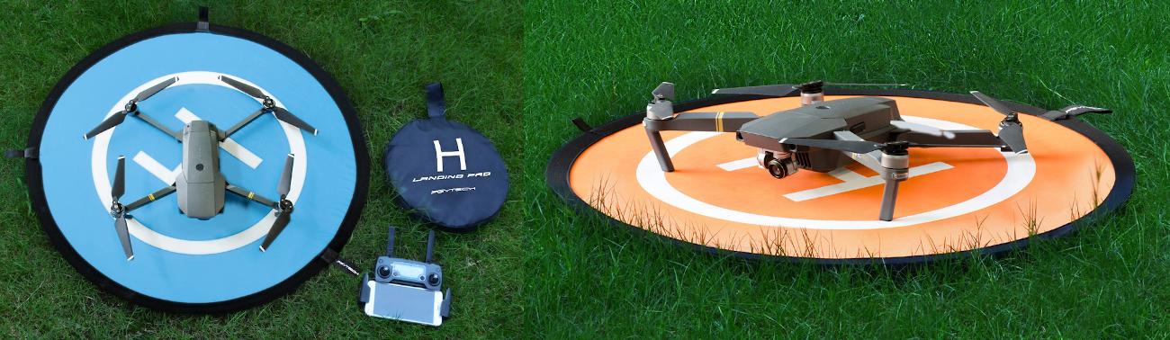 фото посадочная площадка для дрона