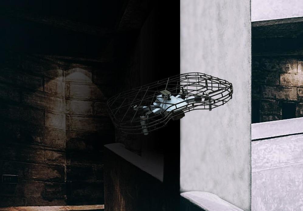 изображение защиты пропеллеров DJI Mavic Mini