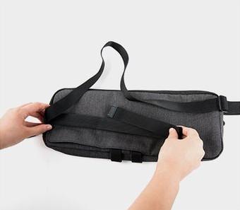 фото регулировки длины ремешка на сумке PGYTECH P-OS-018