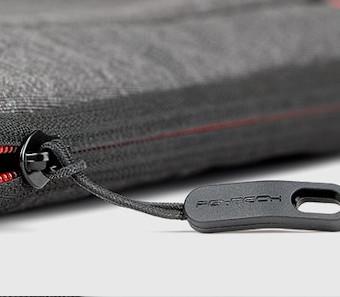 фото замка с влагозащитой на сумке PGYTECH P-OS-018