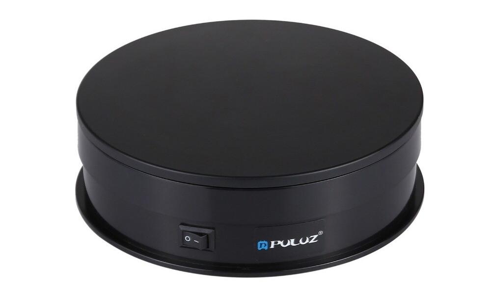 фото комплектации поворотного предметного стола Puluz PU3048B