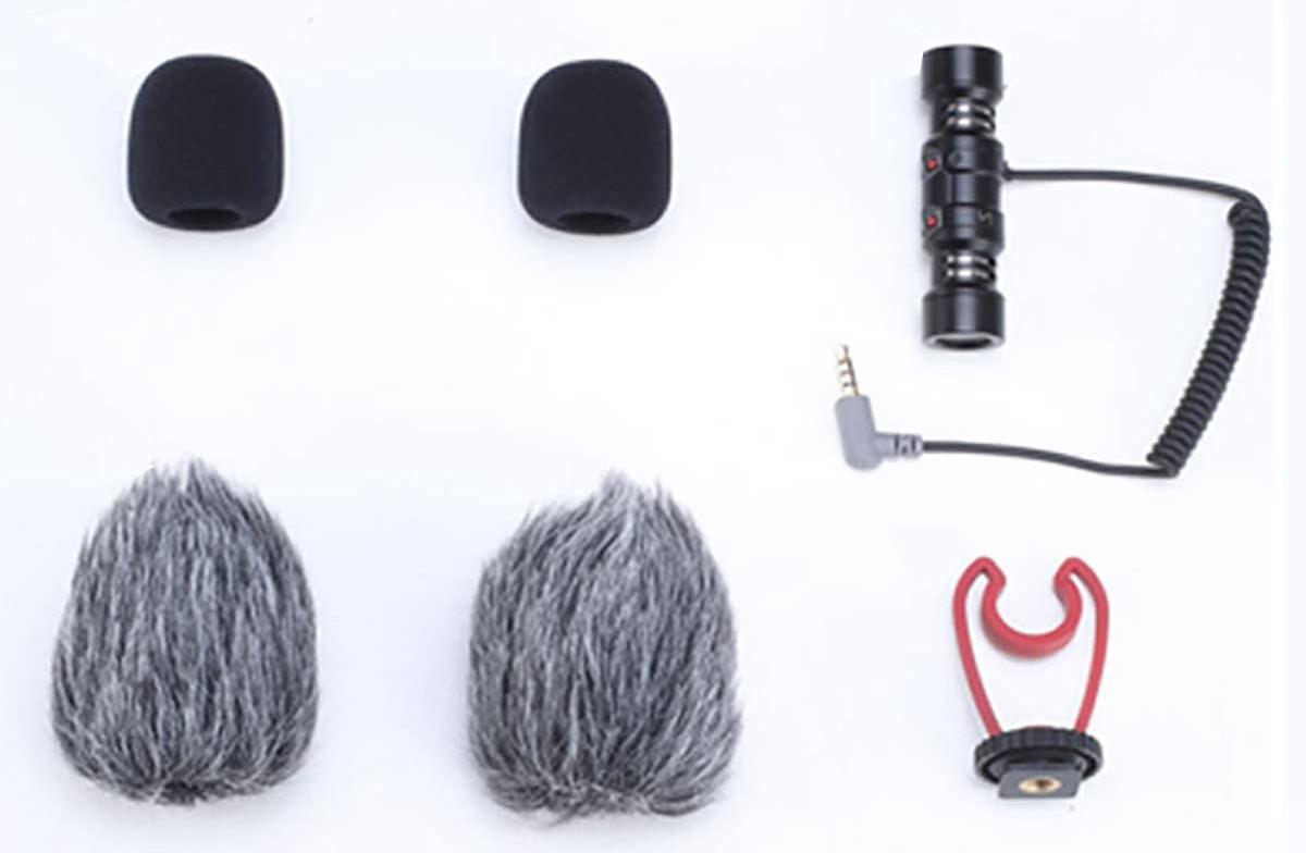 изображение комплектации микрофона Sairen T Mic
