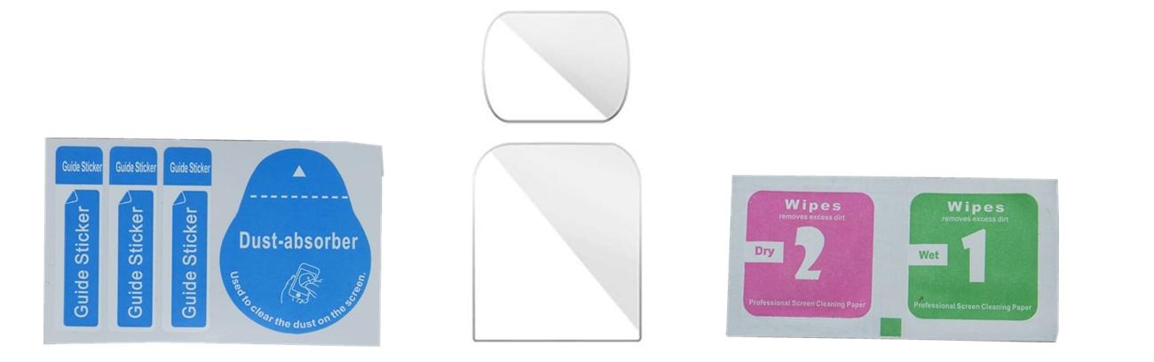 фото комплектации защитного стекла OSMO Pocket