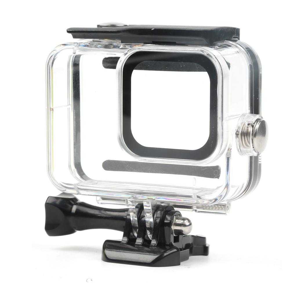 фото совместимого аквабокса с красным фильтром GoPro 8