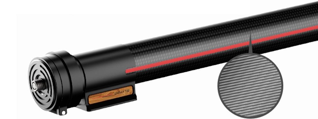 фото карбону слайдера для камери MOZA Slypod