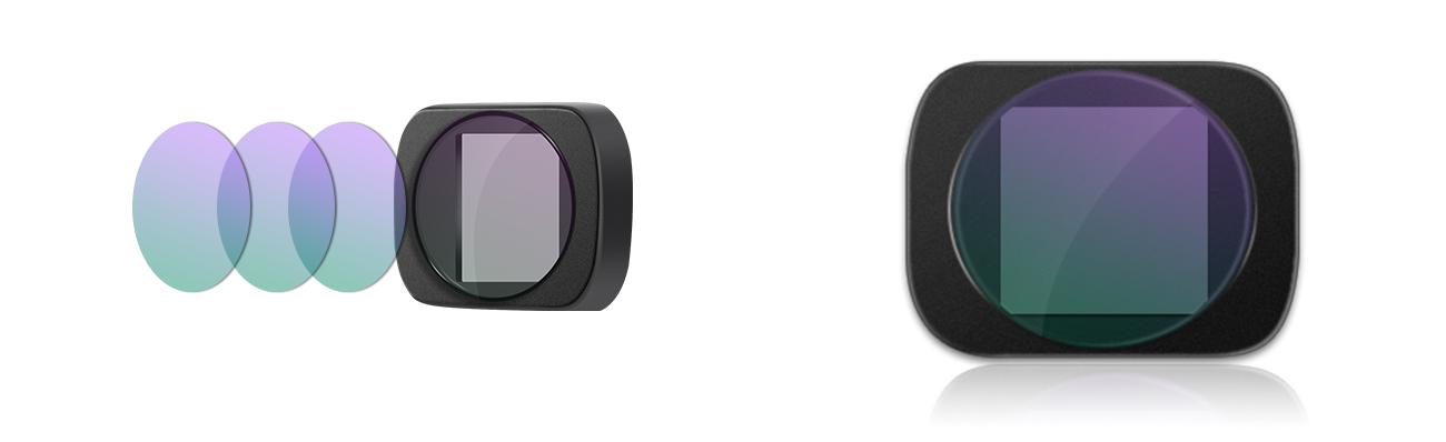 фото ND фильтра для OSMO Pocket