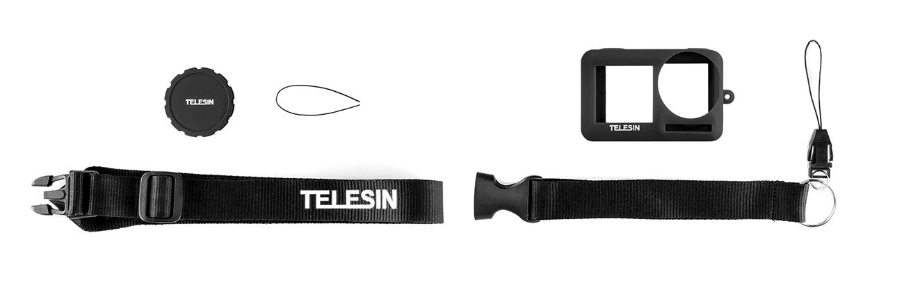 фото комплектации чехла для OSMO Action
