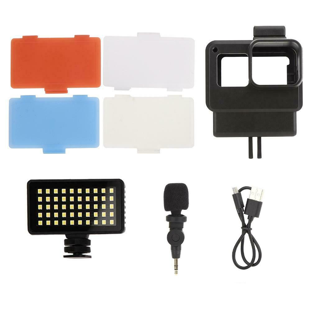 зображення комплекту поставки набору блогера для GoPro 7
