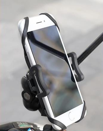 фото крепления для телефона на мотоцикл