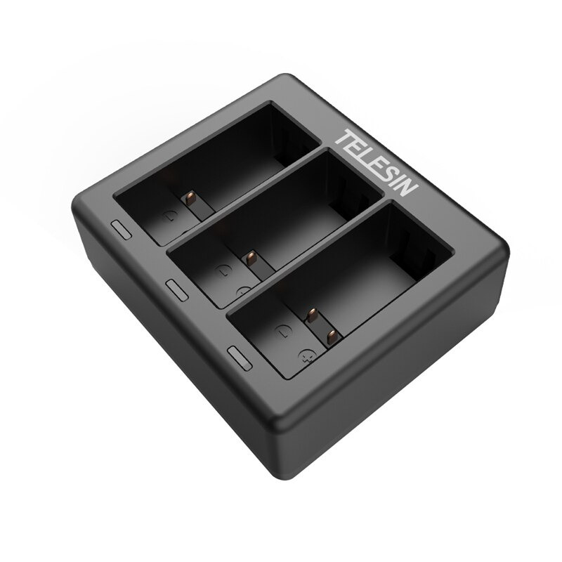 изображение зарядного устройства GoPro 9 Telesin