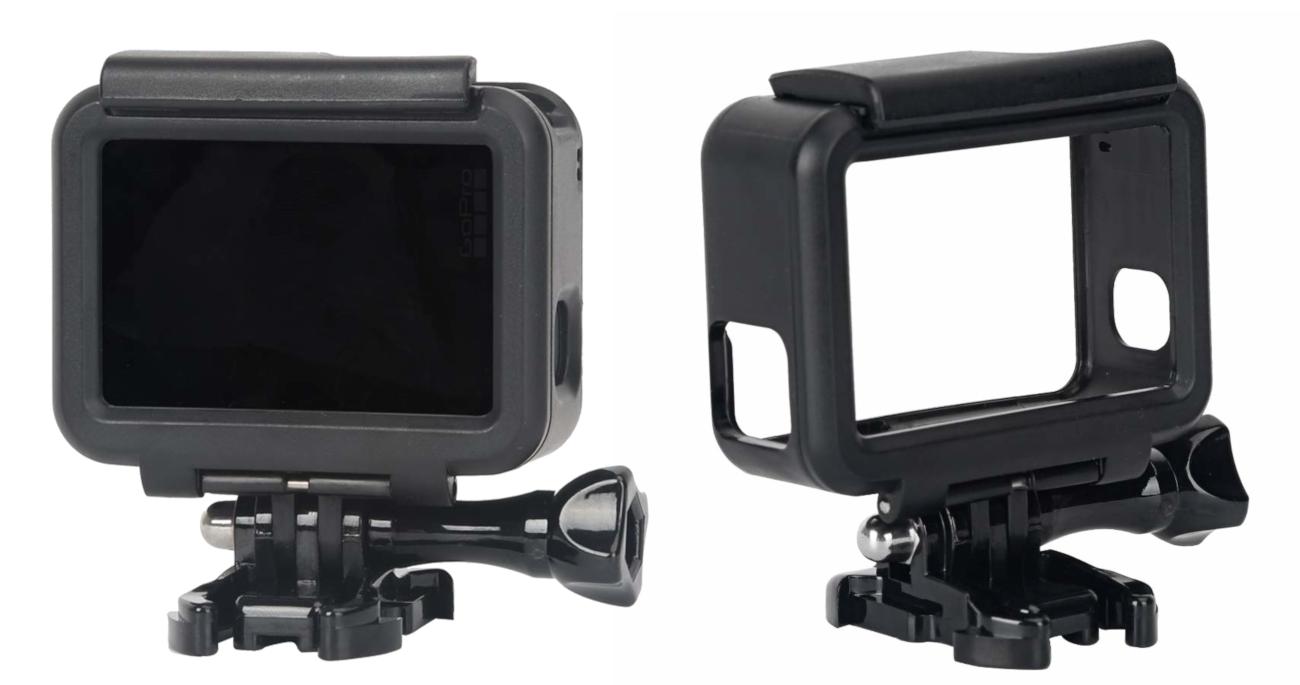 фото рамки Telesin для GoPro 5 6 7