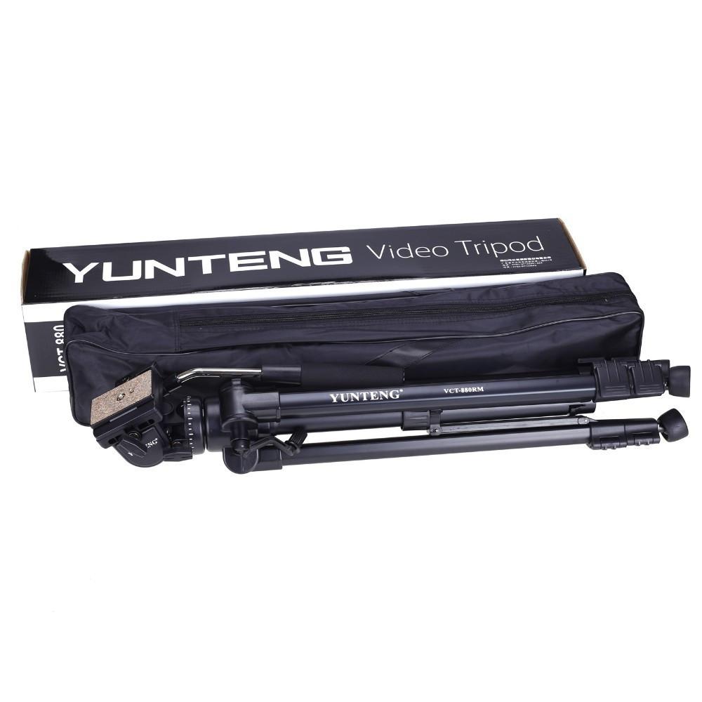 фото комплекта штатива Yunteng VCT-880